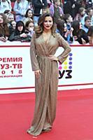 Ани Лорак. Церемония вручения «Премии МУЗ-ТВ 2018.