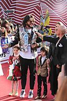 Филипп Киркоров с детьми. Церемония вручения «Прем