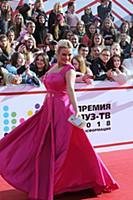 Анна Семенович. Церемония вручения «Премии МУЗ-ТВ