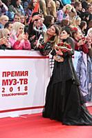 Настасья Самбурская. Церемония вручения «Премии МУ