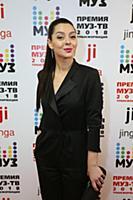 Марина Кравец. Церемония вручения «Премии МУЗ-ТВ 2