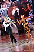 Шоу звезд бального танца «Звездный дуэт». ГКД