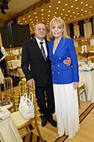 Екатерина Диброва с супругом. Шоу мировых звезд ба