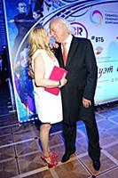 Ирина Романова, Илья Резник. Шоу мировых звезд бал