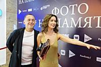 Виктор Бондарюк, Ирина Темичева. Премьера фильма «