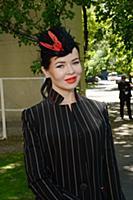 Елена Князева. Скачки 'Гран-при радио Монте-Карло