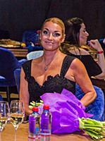 Анастасия Волочкова. After-party открытия Чемпиона