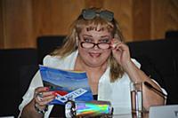 Любовь Руденко. Пресс-конференция посвященная Межд