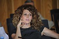 Регина Мянник. Пресс-конференция посвященная Между