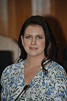 Анастасия Денисова. Пресс-конференция посвященная