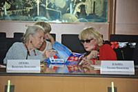Татьяна Ильина. Пресс-конференция посвященная Межд