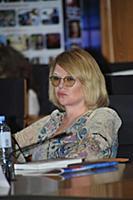 Елена Валюшкина. Пресс-конференция посвященная Меж
