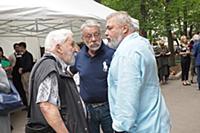 Алексей Симонов, Юрий Рост, Дмитрий Муратов. Откры