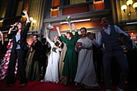Актеры театра. Закрытие 97-го сезона Театра имени