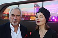 Валерий Меладзе, Альбина Джанабаева. Вечеринка в ч
