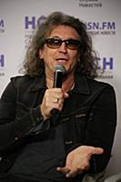 Сергей Галанин. Пресс-конференция, посвященная кон