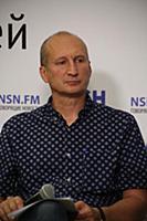Андрей Матвеев. Пресс-конференция, посвященная кон