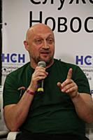 Гоша Куценко. Пресс-конференция, посвященная конку