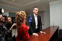 Михаил Прохоров. Москва, 29 ноября 2014.