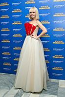 Певица Валерия. Москва, 21 ноября 2015.