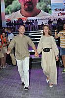 Владимир Селиванов с женой. 26-й Международный дет