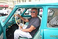 Сергей Шакуров. Парад советских ретро автомобилей