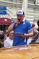 Николай Фоменко. Парад советских ретро автомобилей