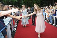 Лиза Арзамасова. Первый Открытый Кинофестиваль 'Хр