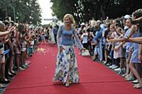 Ольга Прокофьева. Первый Открытый Кинофестиваль 'Х