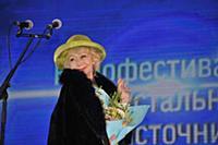 Светлана Немоляева. Первый Открытый Кинофестиваль