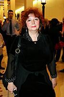 Мария Арбатова. Москва. 30.10.2009
