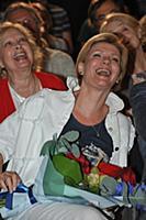 Галина Анисимова, Анна Ардова. Сбор труппы и откры