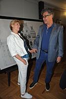 Анна Ардова, Игорь Костолевский. Сбор труппы и отк