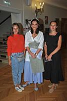 Вера Панфилова, Полина Лазарева, Юлия Соломатина.