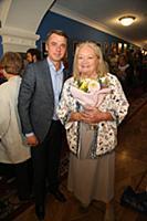 Игорь Петренко, Людмила Полякова. Сбор труппы и от