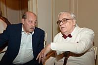 Владимир Дубровский, Вячеслав Езепов. Сбор труппы