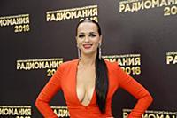 Певица Слава. Национальная премия «Радиомания» в к