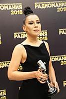 Певица Елка. Национальная премия «Радиомания» в ко