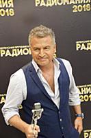 Леонид Агутин. Национальная премия «Радиомания» в