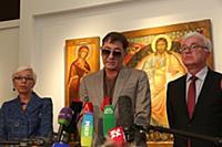 Елена Юхименко, Григорий Лепс, Алексей Левыкин. От
