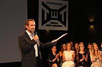 Владимир Машков. Сбор труппы и открытие 33-го теат