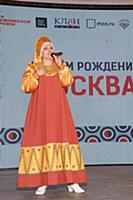 Гульнара Божина (г. Самара). Таланты России и Бела