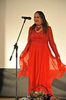 Лариса Кадочникова. Открытый кинофестиваль «Киношо
