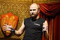 Александр Горелов. Открытая репетиция бродвейского