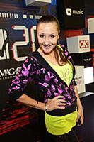 Наталья Лагойко. Live-шoу «MTV 20 лет» в СК Олимпи