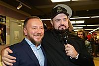 Михаил Гребенщиков, Алексей Новацкий. Live-шoу «MT