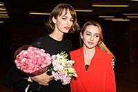 Ольга Зуева, Анжелика Каширина. Премьера фильма «Н