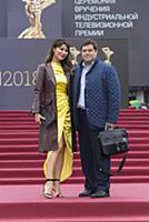Марина Ким, Сергей Бабаев. Торжественная церемония