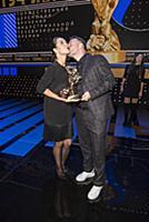 Марина Кравец с супругом. Торжественная церемония