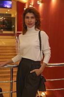 Светлана Камынина. Премьера фильма «Без меня». Кин